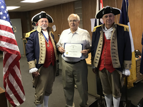 Sons of American Revolution donors